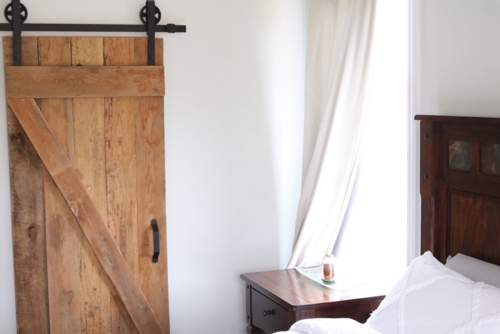 Diy Sliding Barn Door National Hardware Its The Little Things